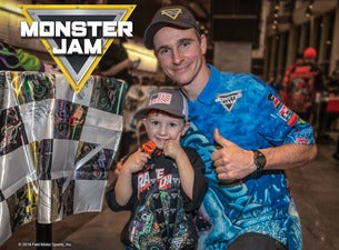 Monster Jam - Arena Post Show Driver Meet & Greet