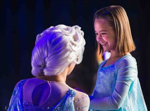 Disney On Ice Frozen Fun with Anna & Elsa