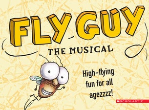 Walnut Street Theatre's Fly Guy: The Musical