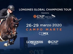 Longines Global Champions Tour México