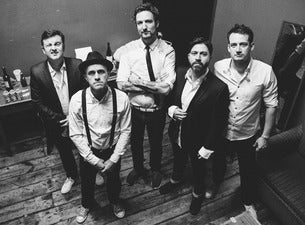 Frank Turner &  The Sleeping Souls Be More Kind Tour 2018