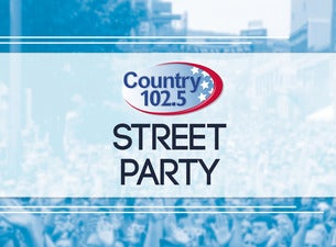 Country 102.5 presents Street Party 2