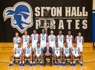 Seton Hall Pirates Men's Basketball