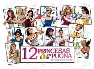 12 Princesas en Pugna