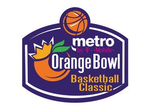 Metro by T-Mobile Orange Bowl Basketball Classic