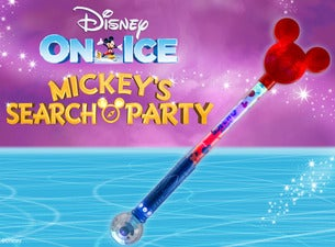 Disney On Ice Mickey's Search Party - Mickey Light-Up Wand