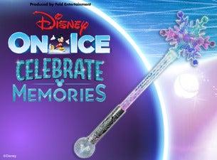 Disney On Ice! Celebrate Memories - Snowflake Wand