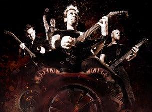 Nickelback: Feed the Machine Tour