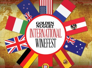 Golden Nugget International Winefest