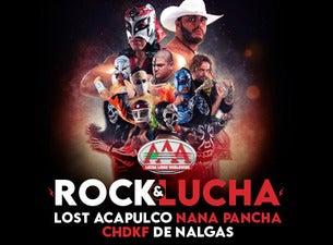 Rock y Luchas