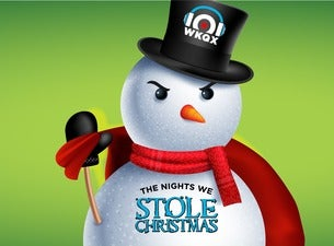 101WKQX The Nights We Stole Christmas