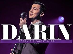 Marriott Theatre Presents: DARIN Bobby's Biggest Hits