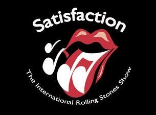 Satisfaction - International Rolling Stones Tribute Show