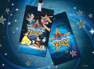 Disney On Ice: Reach For The Stars – Official tourTAGS