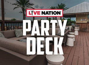 Live Nation Party Deck