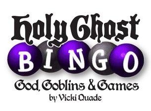 Holy Ghost Bingo - God, Goblins & Games
