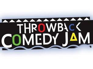 Throwback Comedy Jam