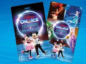 Disney On Ice! Celebrate Memories– Official Souvenir Tag