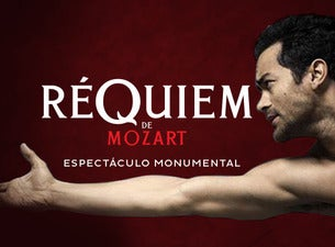 Requiem de Mozart Espectáculo Monumental