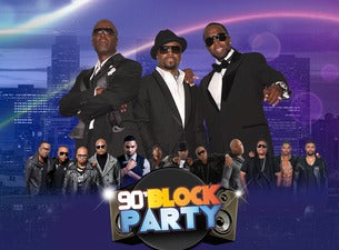 Minneapolis 90's Block Party