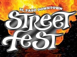El Paso Downtown Street Festival