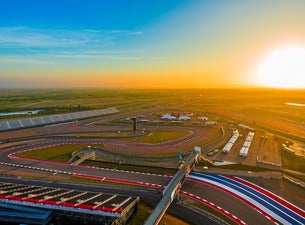 Circuit of The Americas Parking