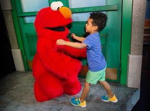 Sesame Street Live! Elmo & Friends Meet & Greet!