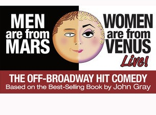 Men Are From Mars Women Are From Venus (Chicago)