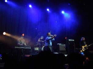 Casbah/Live Nation Presents Future Islands with Explosions in the Sky