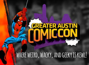 Greater Austin Comic Con