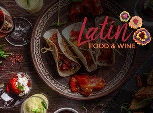 Latin Food and Wine Festival