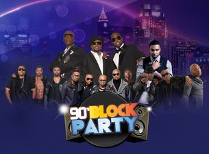 Raleigh 90's Block Party