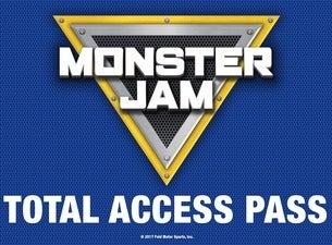 Monster Jam – Total Access Pass