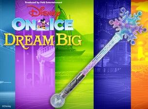 Disney On Ice! Dream Big Snowflake Wand
