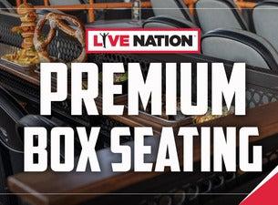 Live Nation Premium Box Seating