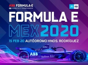 ABB  FIA Fórmula E México