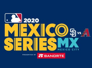 MLB Mexico City Series