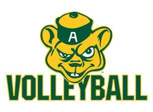 University of Alberta Golden Bears Volleyball
