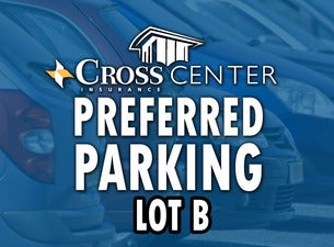 Cross Insurance Center Lot B Parking