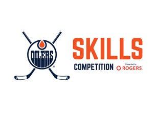 Edmonton Oilers Skills Competition