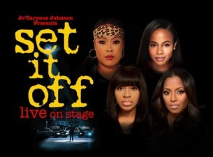 "Je'Caryous Johnson Presents ""Set It Off"""