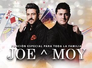Magos Joe y Moy