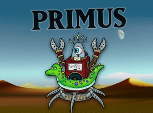 Primus with special guest Clutch
