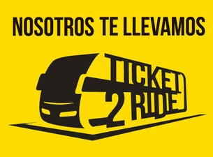 Ticket2ride Transporte para tu evento