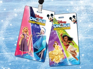 Disney On Ice presents Dare To Dream – Official Souvenir Tag