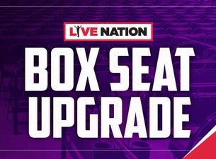 Starplex Pavilion Box Seat Upgrade