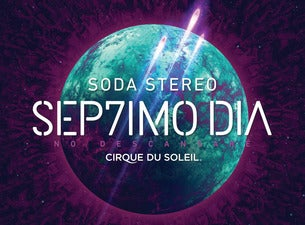 SEP7IMO DIA - No Descansaré de Cirque du Soleil