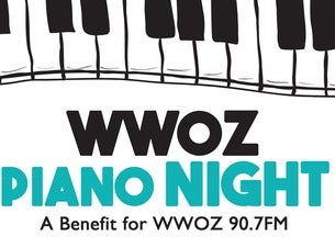 WWOZ Piano Night