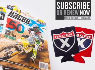 Monster Energy AMA Supercross 2017-Racer X Subscription