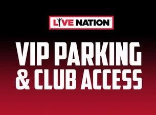PNC Music Pavilion VIP Club Access & Premier Parking Combo